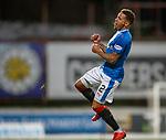 James Tavernier celebrates his goal