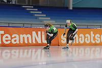 SCHAATSEN: HEERENVEEN, IJsstadion Thialf, Topsporttraining, ©foto Martin de Jong
