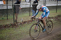 Adam Toupalic (CZE)<br /> <br /> U23 men's race<br /> <br /> UCI 2016 cyclocross World Championships / Zolder, Belgium
