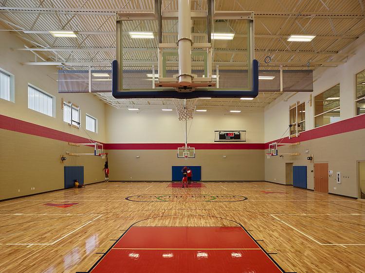Warrensville Heights YMCA | Architect: Moody Nolan