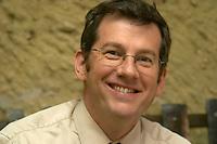 Bernard Jacob, manager. Ackerman Laurance, Saumur, Loire, France