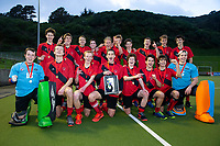 190713 National Under-18 Men's Hockey Final - Canterbury v Central