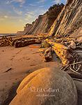Bowling Ball Beach, Schooner Gulch State Park, Mendocino County Coast, California