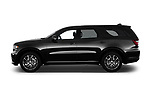 Car Driver side profile view of a 2017 Dodge Durango R/T-RWD 5 Door SUV Side View