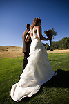Bradshaw Wedding Ceremony at Chico Hotsprings