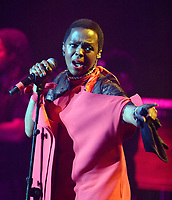 MIAMI BEACH, FL - DECEMBER 11: Lauryn Hill performs onstage at Fillmore Miami Beach on December 11, 2016 in Miami Beach, Florida<br /> <br /> <br /> People:  Lauryn Hill<br /> <br /> Transmission Ref:  FLXX<br /> <br /> Must call if interested<br /> Michael Storms<br /> Storms Media Group Inc.<br /> 305-632-3400 - Cell<br /> 305-513-5783 - Fax<br /> MikeStorm@aol.com<br /> www.StormsMediaGroup.com