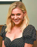 Kelsea Ballerini poses for a portrait on November 02, 2019 in Napa, California. Photo: Casey Flanigan/imageSPACE/MediaPunch