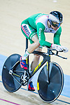 Roberto Serrano Plowells of Mexico competes in the Men's Kilometre TT - Qualifying during the 2017 UCI Track Cycling World Championships on 16 April 2017, in Hong Kong Velodrome, Hong Kong, China. Photo by Chris Wong / Power Sport Images