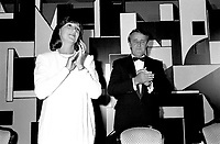 June 5, 1985  File Photo -  Mila and Brian Mulroney