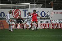 Nemrot Bargello (FSV Mainz 05) im M¸nchner Strafraum