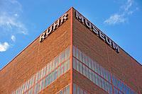Ruhr Museum: EUROPA, DEUTSCHLAND, NORDRHEIN WESTFALEN (EUROPE, GERMANY), 03.11.2013: Das Ruhr Museum, das sich als Gedaechtnis und Schaufenster der Metropole Ruhr versteht, dokumentiert in seiner Dauerausstellung Natur, Kultur und Geschichte des Ruhrgebiets und damit die Entwicklung des grössten Ballungsraums Europas.