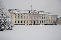2016/01/06 Berlin | Winter | Schloss Bellevue