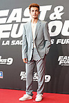 Pol Granch during the photocall for the 'Fast & Furious 9' Madrid Premiere. June 17, 2021. (ALTERPHOTOS/Acero)