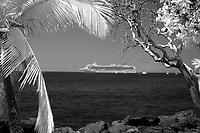 NCL Pride of Hawaii Cruise ship Kailua Kona the Big Island of Hawaii