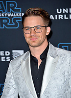 "LOS ANGELES, USA. December 17, 2019: Matt Lanter at the world premiere of ""Star Wars: The Rise of Skywalker"" at the El Capitan Theatre.<br /> Picture: Paul Smith/Featureflash"