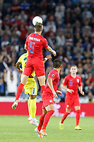 St. Paul, MN - Tuesday June 18, 2019: Walker Zimmerman of the United States during a 2019 CONCACAF Gold Cup group D match between the United States and Guyana on June 18, 2019 at Allianz Field in Saint Paul, Minnesota.
