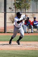 Kyle Colligan - Chicago White Sox 2009 Instructional League. .Photo by:  Bill Mitchell/Four Seam Images..