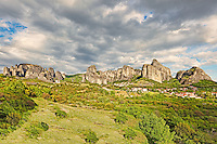 The Giant rocks make Meteora one of the most spectacular places in Greece.