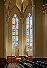 Jan. 10, 2012; Moreau Chapel, Basilica of the Sacred Heart..Photo by Matt Cashore/University of Notre Dame