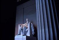 Lincoln Memorial<br />
