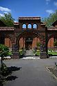The Ernest George Columbarium, Golders Green Crematorium, Golders Green, London. UK.