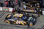 NASCAR XFINITY Series<br /> Food City 300<br /> Bristol Motor Speedway, Bristol, TN USA<br /> Friday 18 August 2017<br /> Jeb Burton, WBWF/State Water Heaters Toyota Camry<br /> World Copyright: Nigel Kinrade<br /> LAT Images