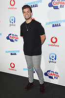 Sonny Jay<br /> in the press room for the Capital Summertime Ball 2018 at Wembley Arena, London<br /> <br /> ©Ash Knotek  D3407  09/06/2018