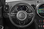 Car pictures of steering wheel view of a 2021 MINI Countryman Cooper-Northwood 5 Door SUV Steering Wheel
