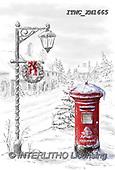 Marcello, CHRISTMAS LANDSCAPES, WEIHNACHTEN WINTERLANDSCHAFTEN, NAVIDAD PAISAJES DE INVIERNO, paintings+++++,ITMCXM1665,#XL#