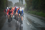 Wet roads for the Men U23 Road Race of the UCI World Championships 2019 running 186.9km from Doncaster to Harrogate, England. 27th September 2019.<br /> Picture: Pauline Ballet/SWpix.com | Cyclefile<br /> <br /> All photos usage must carry mandatory copyright credit (© Cyclefile | Pauline Ballet/SWpix.com)