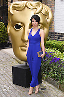 Jing Lusi<br /> arrives for the BAFTA TV Craft Awards 2016 at the Brewery, Barbican, London<br /> <br /> <br /> ©Ash Knotek  D3109 24/04/2016