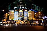 Saigon Centre Tet 2013
