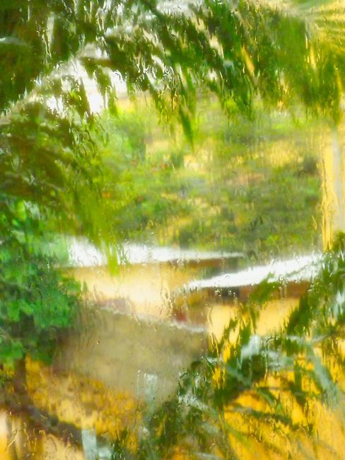 Window Pane Impressionism, Lomé