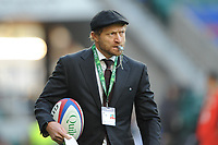 Tony Brown, Japan Attack Coach, before the Quilter International match between England and Japan at Twickenham Stadium on Saturday 17th November 2018 (Photo by Rob Munro/Stewart Communications)