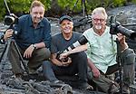 Frans Lanting, Art Wolfe, & Tom Mangelsen<br /> Galapagos, Ecuador