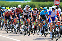 27th May 2021; Rovereto, Trentino, Italy; Giro D Italia Cycling, Stage 18 Rovereto to Stradella; 203 FRANKINY Kilian SUI
