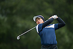 Kusuma Meechai of Thailand plays during Round 2 of the World Ladies Championship 2016 on 11 March 2016 at Mission Hills Olazabal Golf Course in Dongguan, China. Photo by Victor Fraile / Power Sport Images