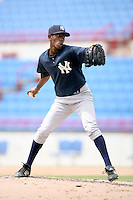 August 13, 2008: Israel Batista (63) of the GCL Yankees.  Photo by: Chris Proctor/Four Seam Images