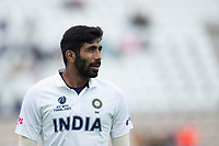 Jasprit Bumrah, India during India vs New Zealand, ICC World Test Championship Final Cricket at The Hampshire Bowl on 22nd June 2021