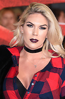 "Frankie Essex<br /> at the ""xXx: Return of Xander Cage"" premiere at O2 Cineworld, Greenwich , London.<br /> <br /> <br /> ©Ash Knotek  D3216  10/01/2017"