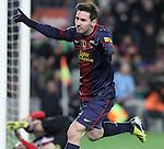 2012.12.01 La Liga FC Barcelona v Athletic