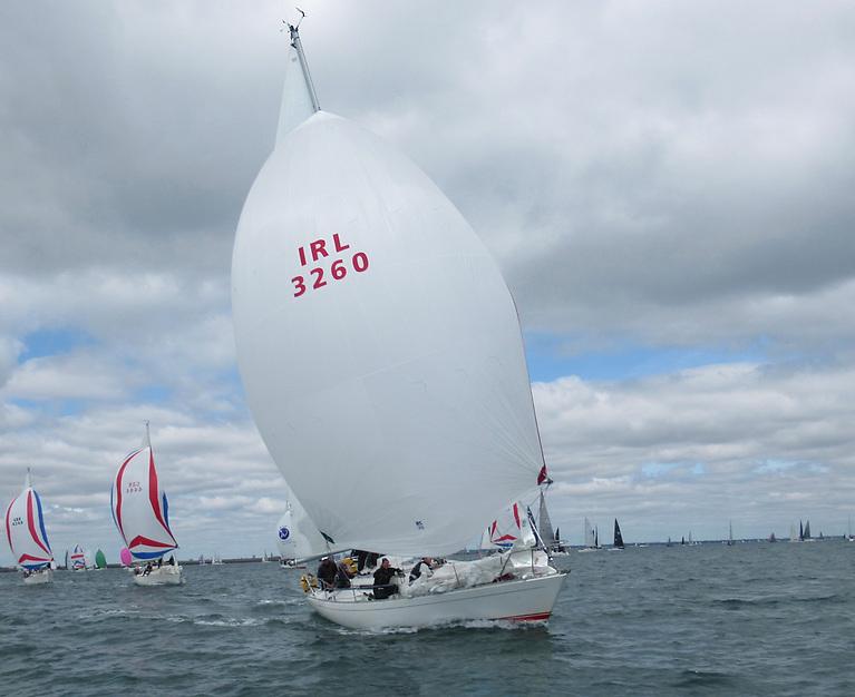 Royal North of Ireland's Inaugural Glenarm Offshore Sailing Challenge