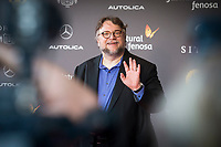 "Guillermo del Toro attends to red carpet before the projection of film 'The Shape of Water"" during Sitges Film Festival in Barcelona, Spain October 05, 2017. (ALTERPHOTOS/Borja B.Hojas) /NortePhoto.com /NortePhoto.com"