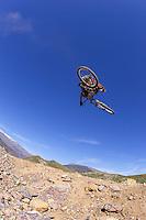 Chris Smith..Alpujarra region , Spain , April 2007..pic copyright Steve Behr / Stockfile