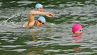 Triathlon - Blue Swim Caps - Badger State Games '08