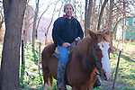 David Barron Horseback Riding