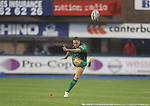 Connacht outside half Dan Parks attempts a penalty goal.<br /> RaboDirect Pro 12<br /> Cardiff Blues v Connacht<br /> Cardiff Arms Park<br /> 13.09.13<br /> <br /> ©Steve Pope-SPORTINGWALES