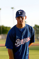 Robbie Erlin - AZL Rangers (2009 Arizona League).Photo by:  Bill Mitchell/Four Seam Images..