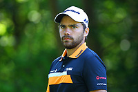 Romain Langasque at the 5th tee during the BMW PGA Golf Championship at Wentworth Golf Course, Wentworth Drive, Virginia Water, England on 26 May 2017. Photo by Steve McCarthy/PRiME Media Images.