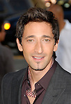 Adrien Brody at the Warner Bros Pictures' L.A. Premiere of SPLICE held at The Grauman's Chinese Theatre in Hollywood, California on June 02,2010                                                                               © 2010 Debbie VanStory / Hollywood Press Agency